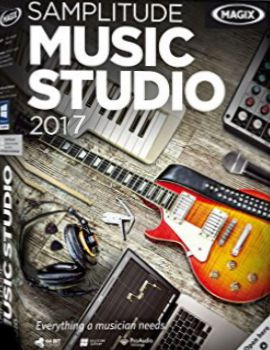 MAGIX Samplitude Music Studio 2017 Incl Crack