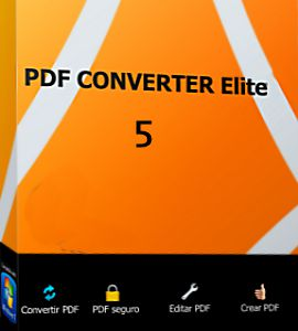 PDF Converter Elite 5 + Crack Full Download