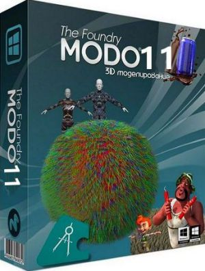 The Foundry MODO 11 Incl Crack Free Download