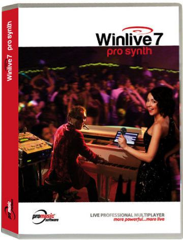 WinLive Pro Synth 7.0 Crack Full Download