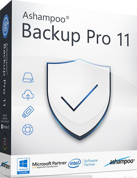 Ashampoo Backup Pro 11.08 Crack Download
