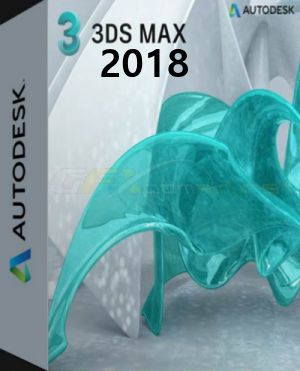 Autodesk 3ds Max 2018 Crack Full Version