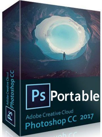 Download Photoshop CC 2017 Portable Cracked (x86x64)