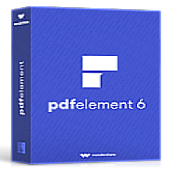 Wondershare PDFelement Pro 6.0 Crack Full Download