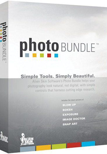 Alien Skin Software Photo Bundle 2017 Crack (Win+Mac)