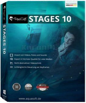 AquaSoft Stages 10.5 Incl Crack Full Version (x86x64)