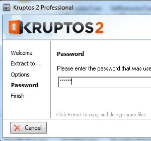 Kruptos 2 Professional 7.0.0.0 Crack Free Download