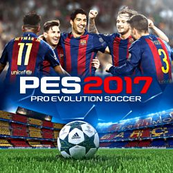 Pro Evolution Soccer 2017 APK+OBB Latest Version