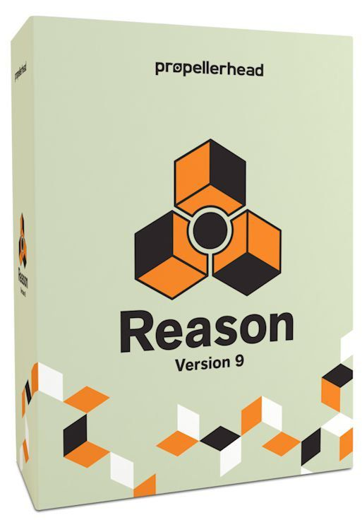 Propellerhead Reason 9.5 + Crack Full Download