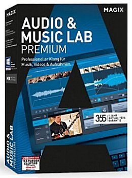 MAGIX Audio & Music Lab 2017 Premium 22.2.0.53 Crack