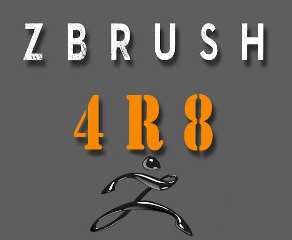 ZBrush 4R8 + Crack Download Full Version