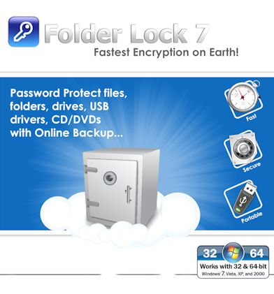 Folder Lock 7.7.0 Final + Serial Keys [Full Version]