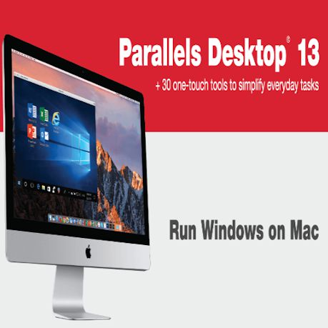 Parallels Desktop Business Edition 13 Cracked for Mac