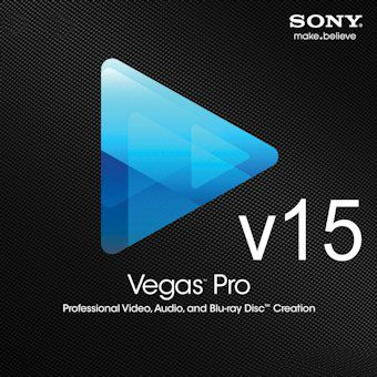 Sony Magix Vegas Pro 15 Crack Full Version Download