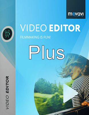 Movavi Video Editor Plus 14 + Crack Free Download