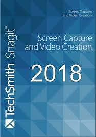 TechSmith Snagit 2018 + Serials Full Version (Win-Mac)