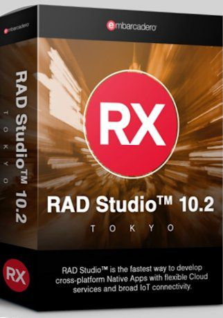 Embarcadero RAD Studio 10.2.2 Full + Crack