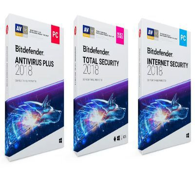Bitdefender 2018 Internet Security Antivirus Plus Total Security + Crack