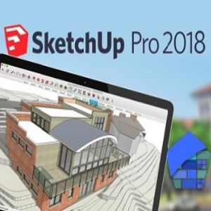 SketchUp Pro 2018 Crack + License Key Full Free Download