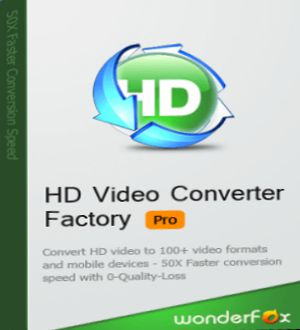WonderFox HD Video Converter Factory Pro 16
