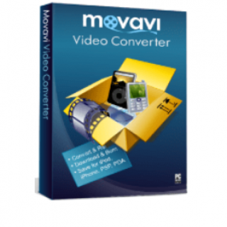 Movavi Video Converter 18 Premium Crack